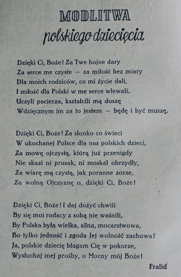 Polska To Brzmi Dumnie Wędruj Z Chrystusem